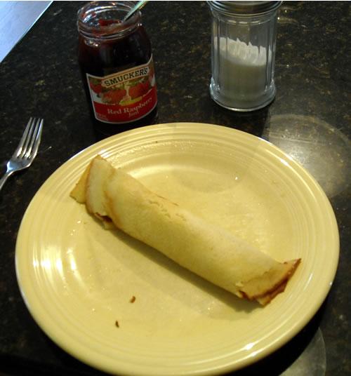 Danish Pancakes