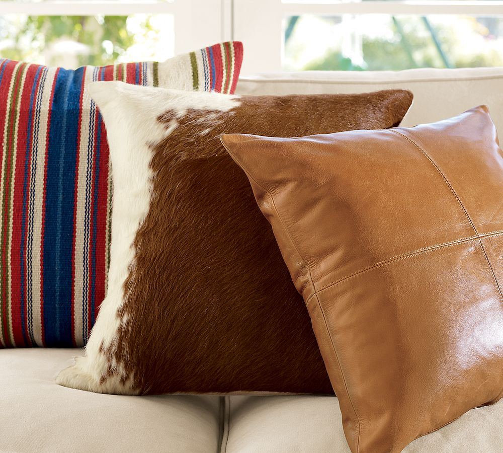 PB Textured Pillows