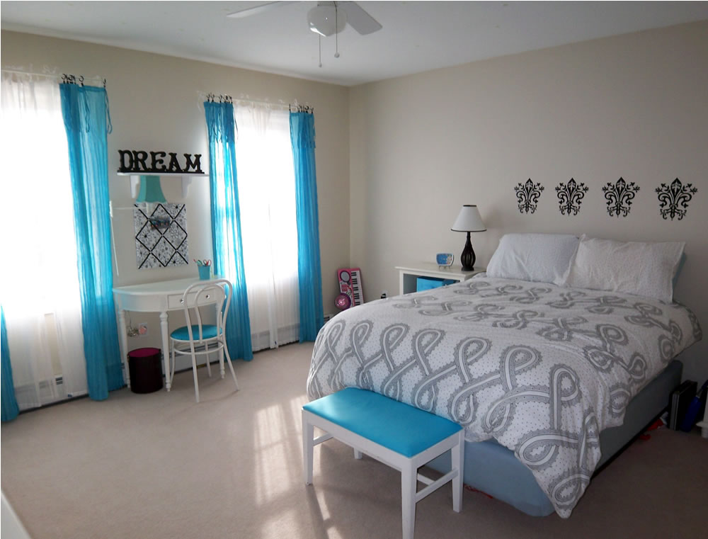 Third times a charm the evolution of a girl s room for Room design no