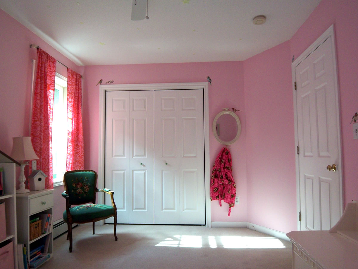 A Non Princess Pink Room Your Home Only Better