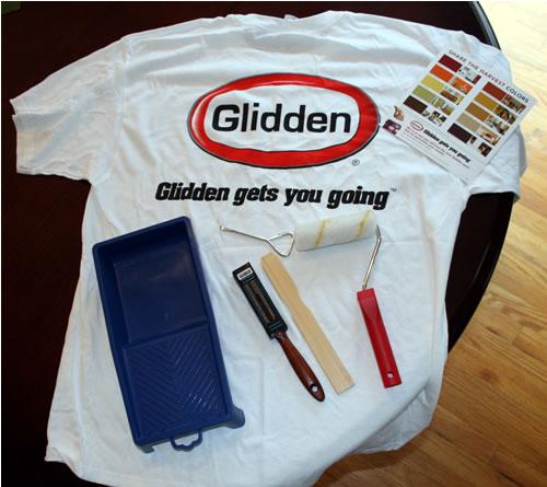 glidden giveaway