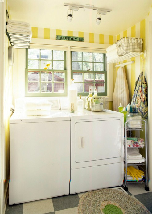 My Laundry Closet Needs a Makeover -