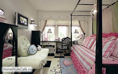 Designing Trendy Tween Rooms for Girls -