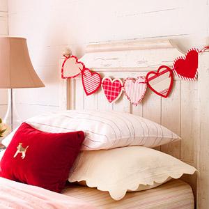 Red Valentines Accessories