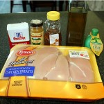 Honey Lime Chicken Ingredients