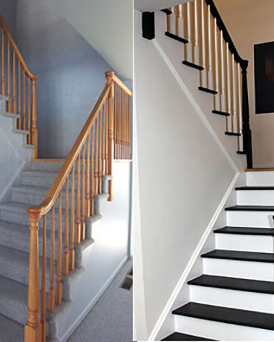 Painting Stairs: DIY FAQs and Tips