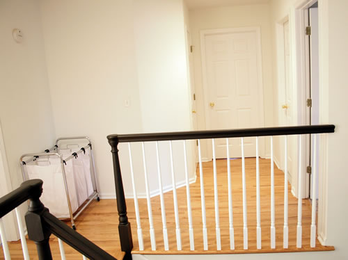 Foyer Stairs Meaning : Painting stairs diy faqs and tips
