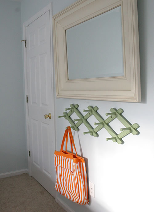 guest room wall hooks