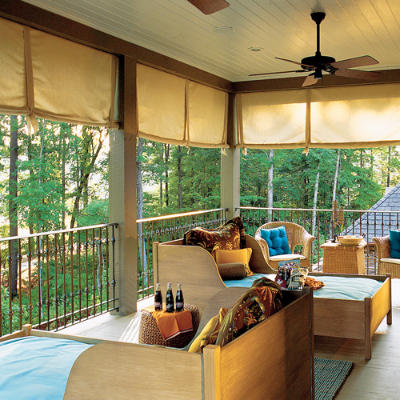 porch designs from southern living