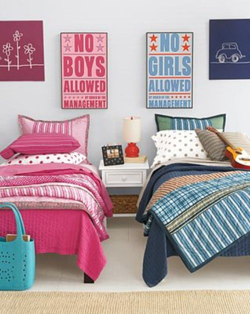 gender neutral bedroom ideas 1