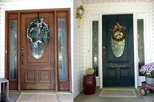 A Meek Perspective - Front door update