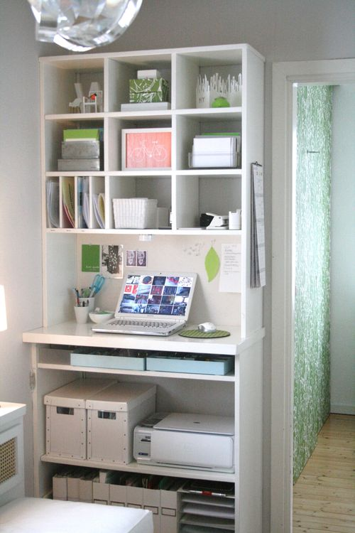 Small Space Home Office Solutions Small Office Design Solutions