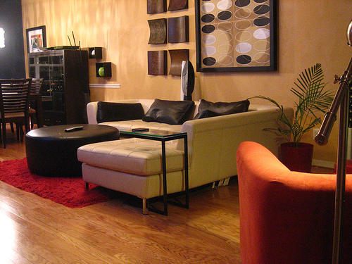 Make Your Living Room A More User-Friendly Place