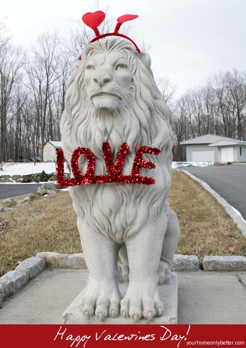 Happy Valentines Day {Roar}