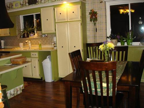 melissa kitchen before