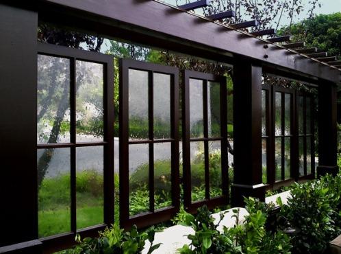 Hanging Window