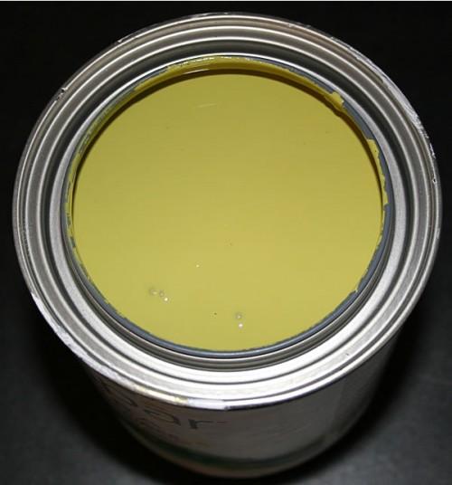 pesto green paint