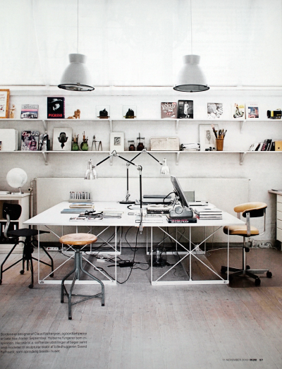 home office collaboration space