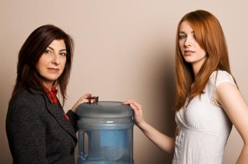 water cooler bonding