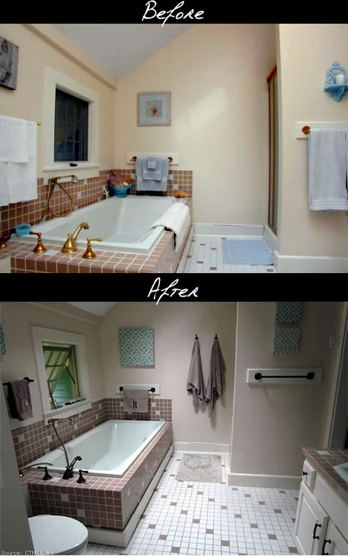 Bathroom updates before and after 28 images before and for Bathroom updates