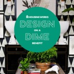 Design on a Dime Benefit Event