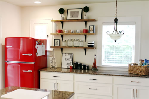 Howstuffworks Wallpapers Kitchen Liances Red Refrigerator And Stove Image Nabateans Org