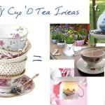 DIY Tea Cup Projects