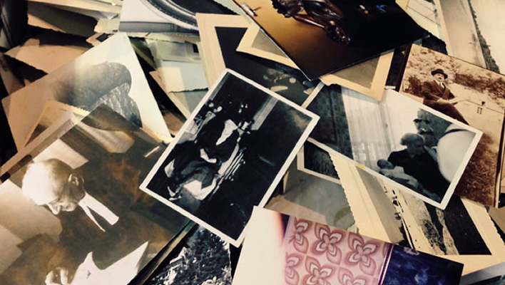 Turning vintage photos into art @yourhomeonlybetter