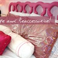 Rearrange and Accessorize to Freshen a Girls Pink Room