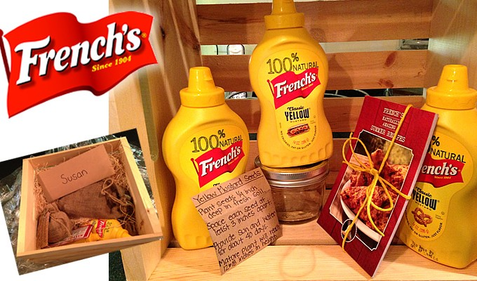 French's Mustard #NaturallyAmazing