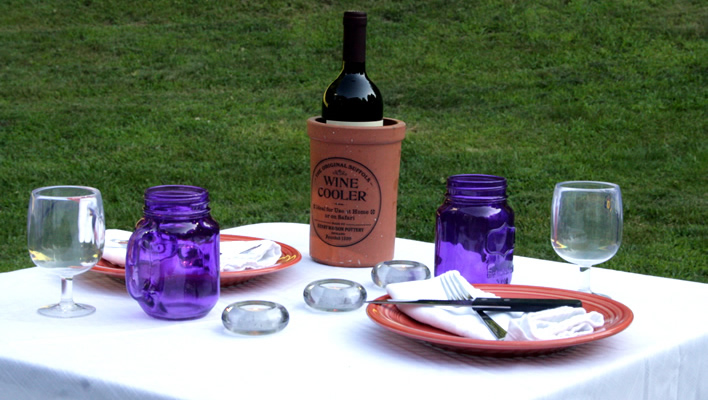 Easy Outdoor Entertaining Tips