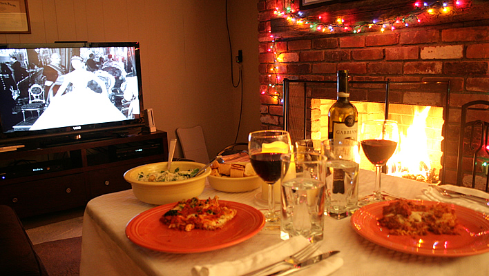 Date Night? Try an Italian Night In!