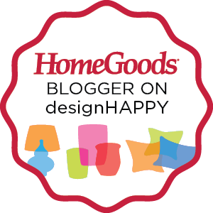 HomeGoods DesignHappy Blog