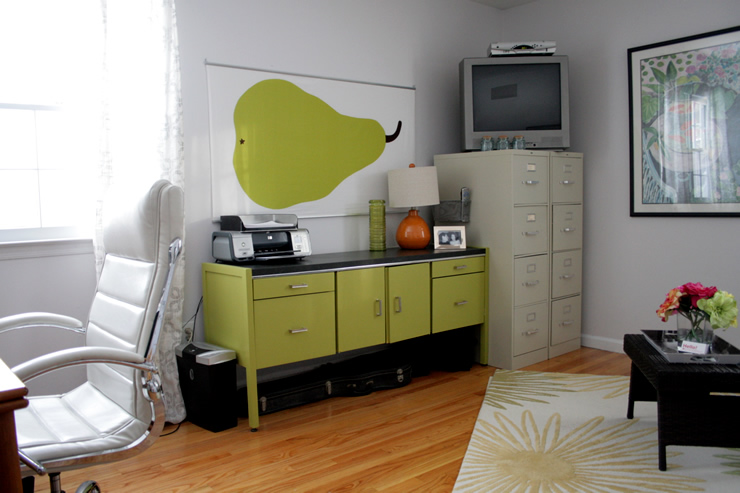 My Real Life Home Office Tour #homeoffice #decor #usewhatyouhave