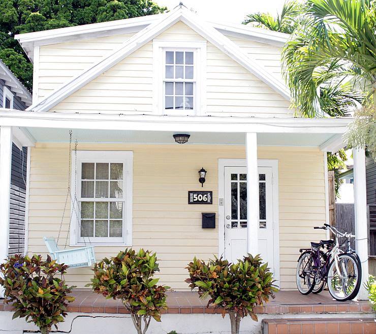 Happy Bikes in Key West