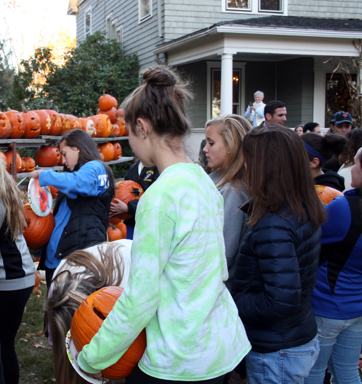 The Great Pumpkin Challenge in Newtown CT
