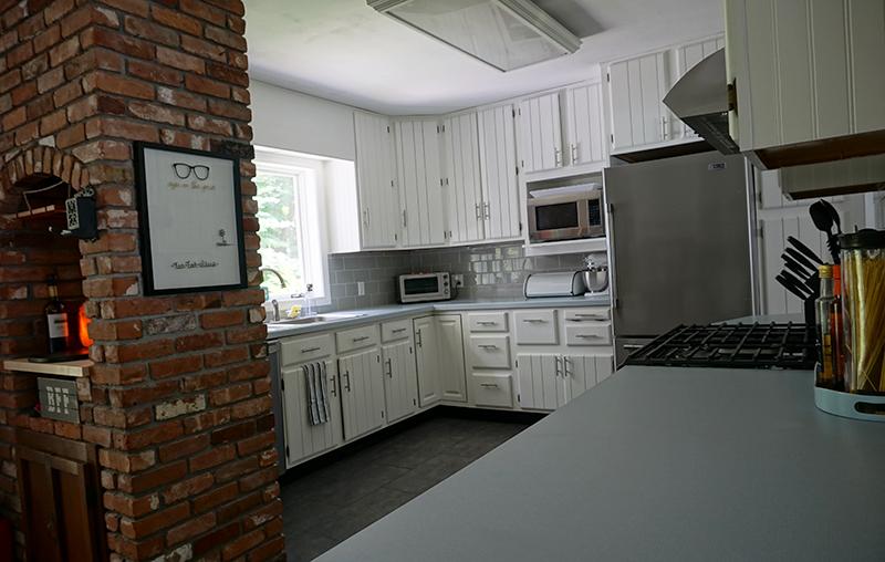 kitchen renovatin - after shot