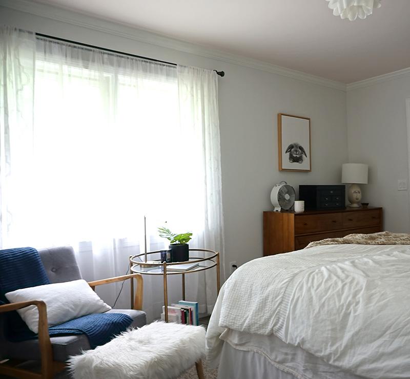 minimism bedroom