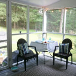 Turning a Plain Deck into a Screen Porch