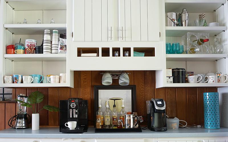 DIY Barista Coffee Bar