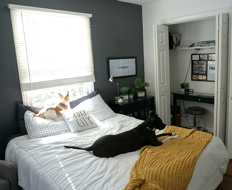 Minimalist Bedroom: A Teen's DIY Story