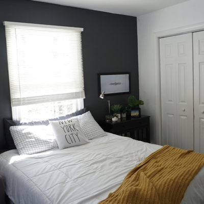 teen bedroom renovation